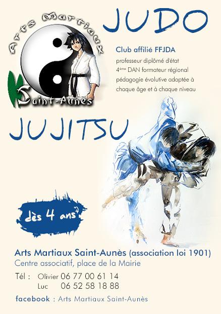 La mairie de saint aun s arts martiaux for Arts martiaux pdf